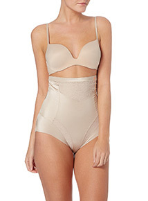 Gok Nude High Waist Control Brief