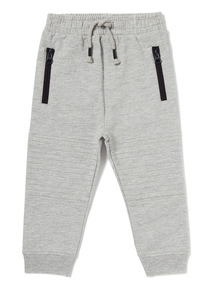 Grey Biker Joggers (9 months-6years)