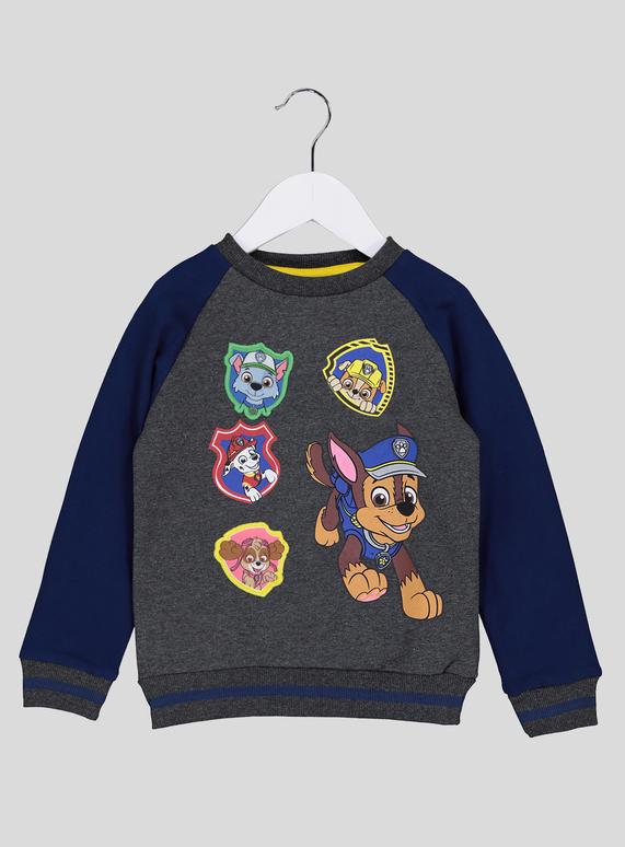 4110ff6673 Kids Nickelodeon Paw Patrol Sweatshirt (9 Months - 6 Years)   Tu clothing