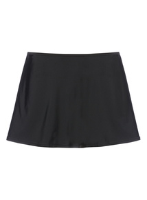 Black Skirty Brief
