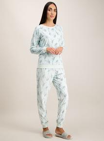 Disney Tinker Bell Blue Pyjamas