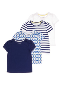 Capri Top 4 Pack (9 months - 6 years)