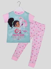 Nella The Knight Pyjama Set (1-6 Years)