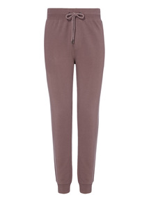 Dark Red Jogging Bottoms