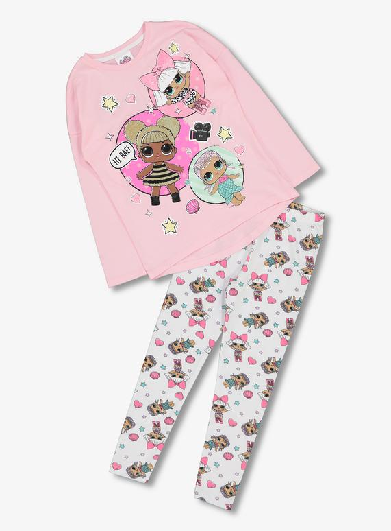 8bc2b8b770b6 License   Character Shop  LOL Surprise  Pink Pyjamas (3-10 years ...