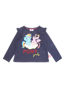 Navy My Little Pony Tee (1-7 years)