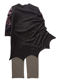Black Batman Costume (3-10 years)