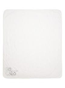 Cream Winnie the Pooh Blanket