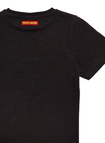 Black Pacman T-Shirt (3-14 years)