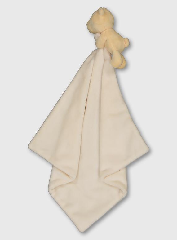 TU Bear Comforter