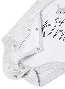 White One of a Kind Bodysuit (Newborn-12 months)