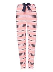 Stripe Full Leg Pyjama Bottoms