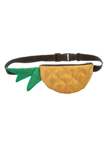 Gold Pineapple Bumbag