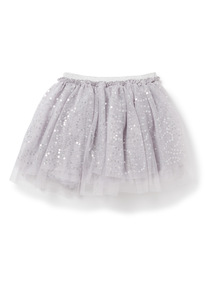 Grey Tutu Skirt (9 months-6 years)