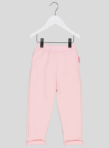 Peppa Pig Pink Jacquard Joggers (9 months - 6 years)