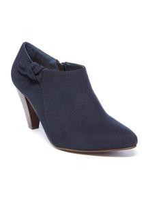 Suedette Shoe Boot