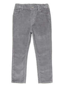 Grey Cord Trouser (9 months-6 years)