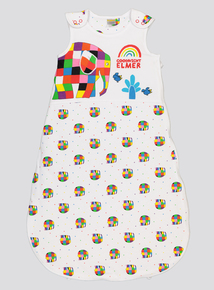 Elmer Multicoloured Sleep Bag (0-18 months)