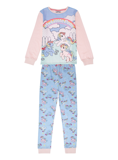 b995dad70b60 Kids Girls Multicoloured My Little Pony Pyjamas (2-12 years)