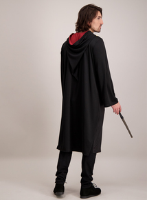 Harry Potter Black Robe Costume 2 Part Set
