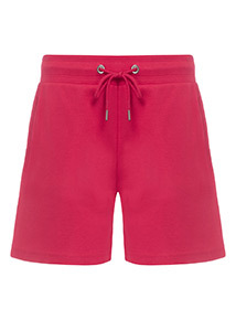 Cotton Drawstring Shorts