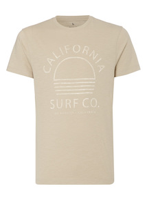 Stone California Surf Tee