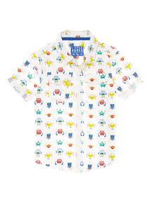 Multicoloured Monster Shirt
