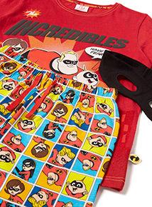 Red The Incredibles Pyjama Set (3-10 years)