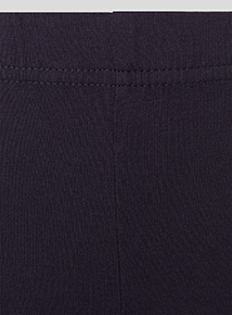 Navy Cycle Shorts 2 Pack (3-12 years)