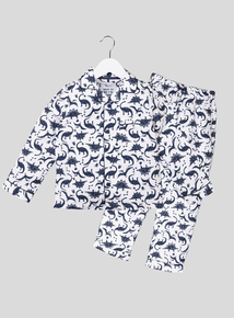 Dinosaur Print Pyjama Set (1-10 years)