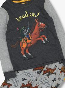 Gruffalo 'Highway Rat' Grey Pyjamas (1-7 years)
