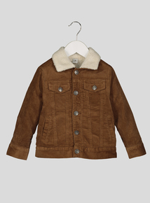 Brown Corduroy Jacket (9 months to 6 years)