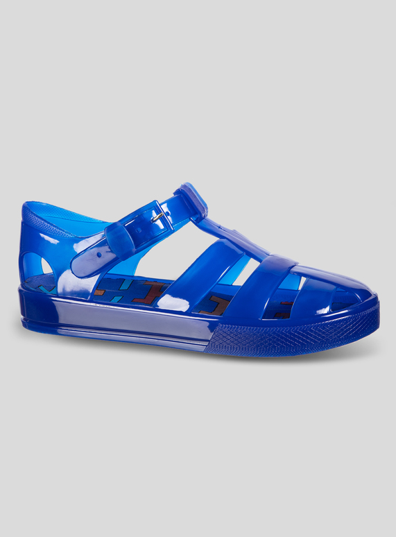43762b125f3b Kids Online Exclusive Blue Jelly Shoes (10 Infant - 1)