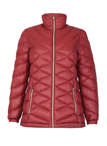 DAVID BARRY Berry Puffer Jacket