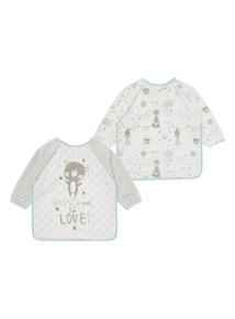 Long Sleeve Bibs 2 Pack