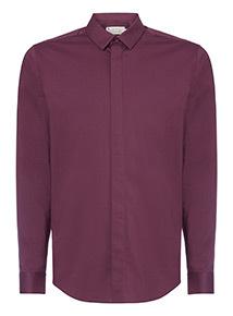 Purple Plain Shirt