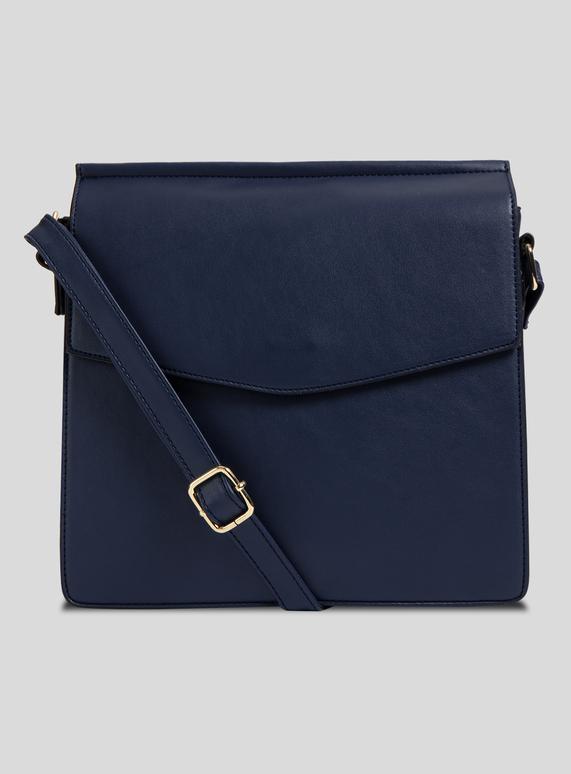 Womens Blue Formal Cross Body Bag  7c84ae2f3a1e8