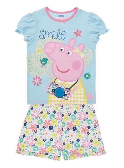 bbc0e34b8 Kids Girls Multicoloured Peppa Pig Pyjamas (9 months-5 years) | Tu clothing