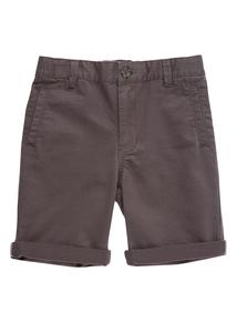 Grey Chino Shorts (3 - 12 years)