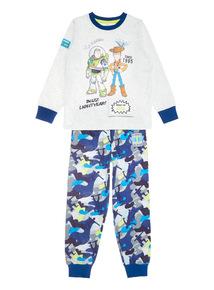 Grey Toy Story Pyjama Set (1-6 years)