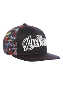 Multicoloured Avengers Marvel Cap (2 - 12 years)