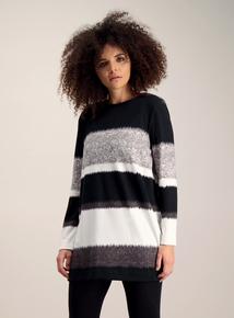 Multicoloured Stripe Tunic
