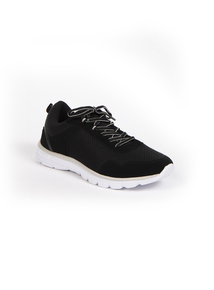 Active Black Lightweight Trainers