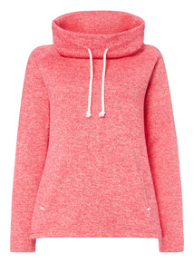 Cowl Knitlook Fleece