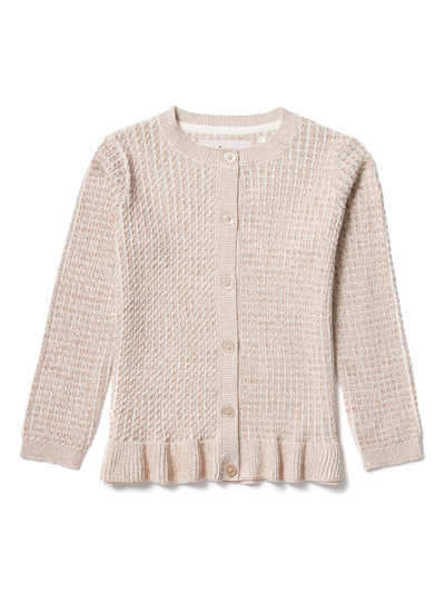 Grey Party Cardigan (9 months-6 years)