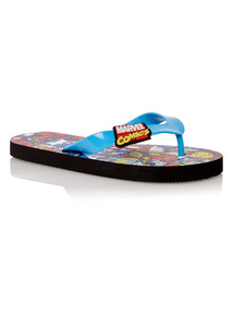Disney Marvel Flip Flops