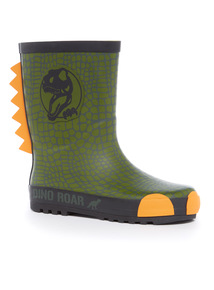 Dino Danger Welly Boot (6 Infant - 4)
