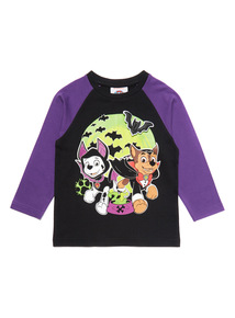 Multicoloured Paw Patrol Long Sleeve T-Shirt (9 Months- 6 Years)
