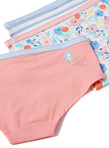 Multipack Multicoloured Shorts (3-14 years)