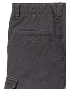 Grey Cargo Trousers (3-14 years)